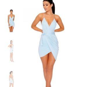 Oh Polly wrap dress